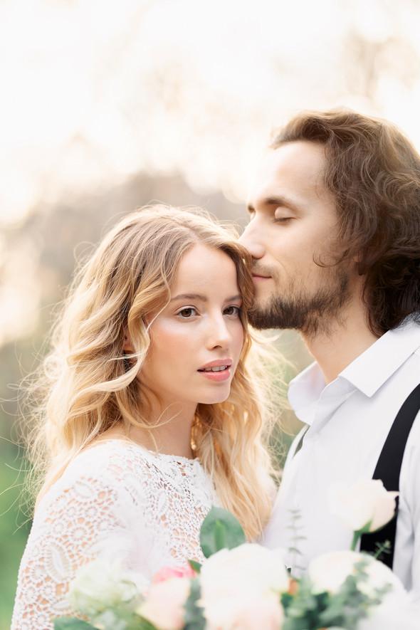 Anna & Victor Wedding - фото №80