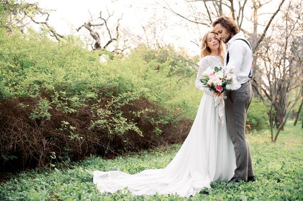 Anna & Victor Wedding - фото №72