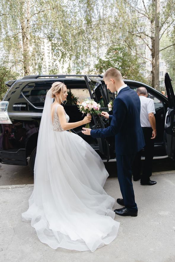 Весілля Анастасії і Тараса - фото №22