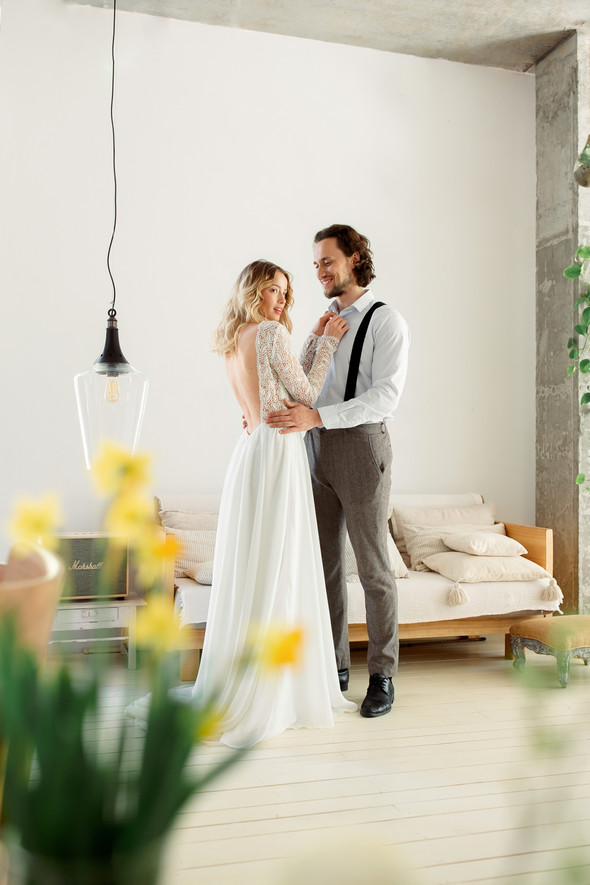 Anna & Victor Wedding - фото №29