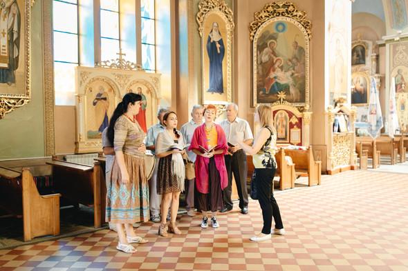 Весілля Анастасії і Тараса - фото №25