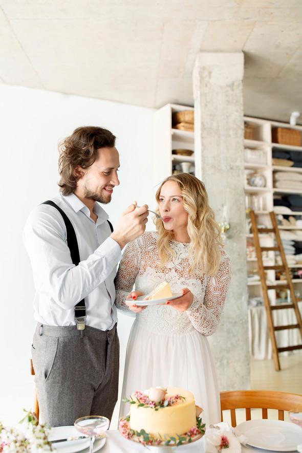 Anna & Victor Wedding - фото №48