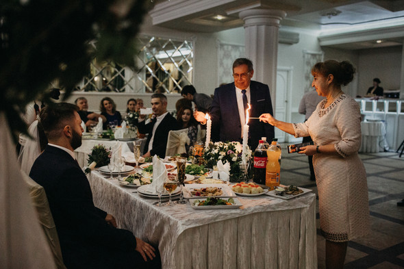 Tatyana & Vladimir Wedding - фото №76