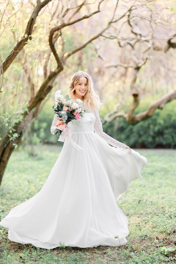 Anna & Victor Wedding - фото №91