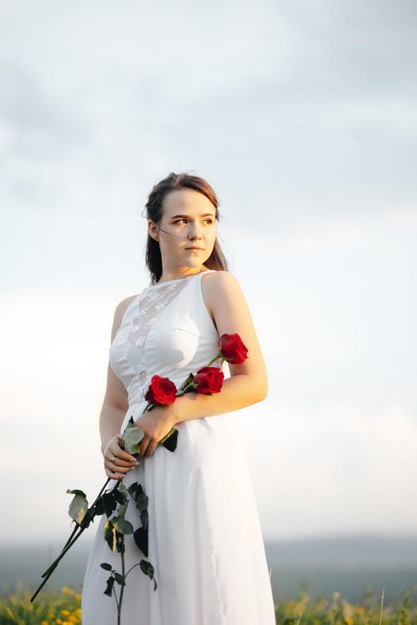 Красивая фотосессия Дианы - фото №17