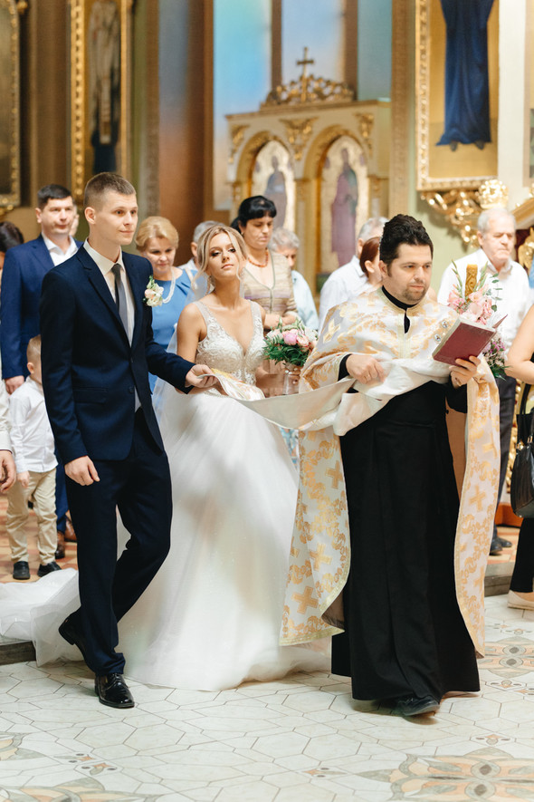 Весілля Анастасії і Тараса - фото №27