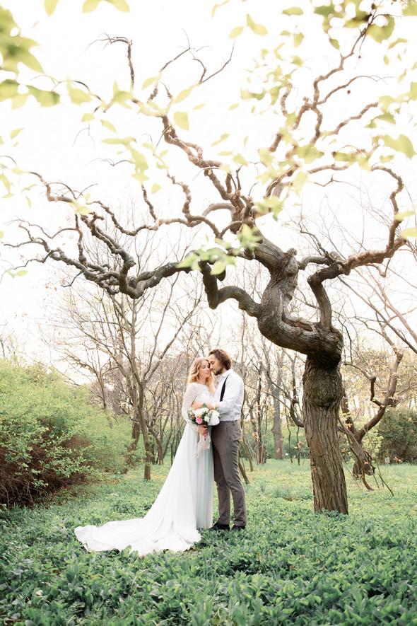 Anna & Victor Wedding - фото №75