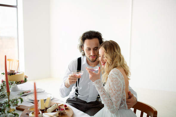 Anna & Victor Wedding - фото №40