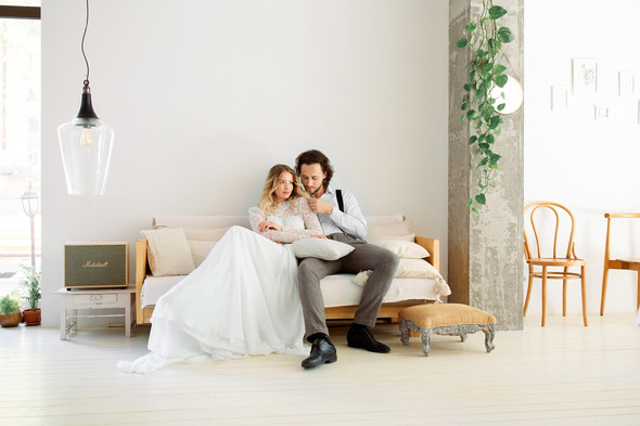 Anna & Victor Wedding - фото №50