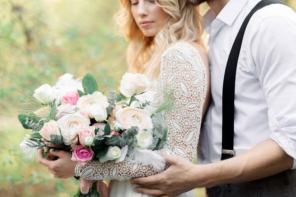 Anna & Victor Wedding - фото №79