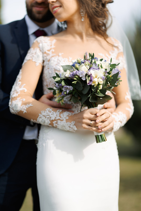 Tatyana & Vladimir Wedding - фото №36