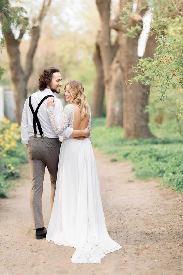 Anna & Victor Wedding - фото №67