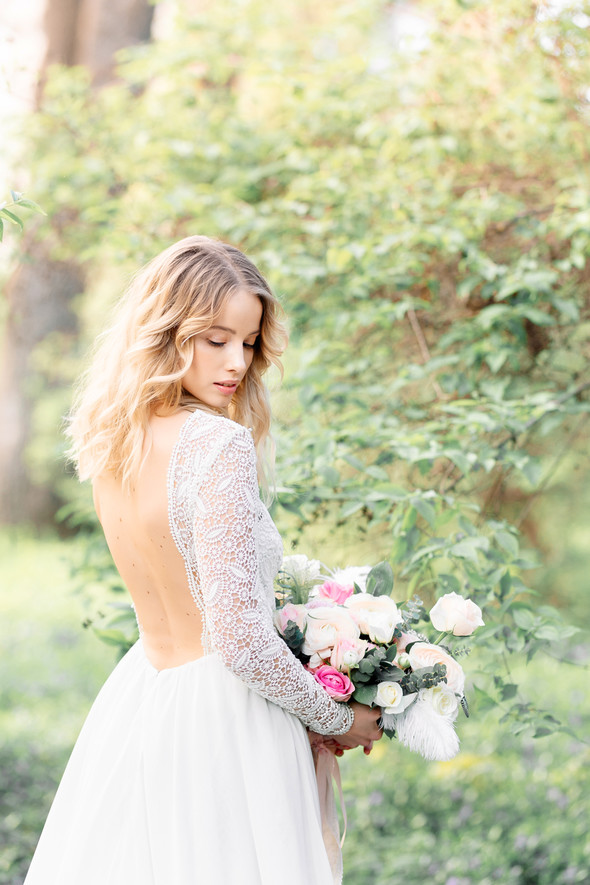 Anna & Victor Wedding - фото №60