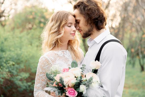Anna & Victor Wedding - фото №77