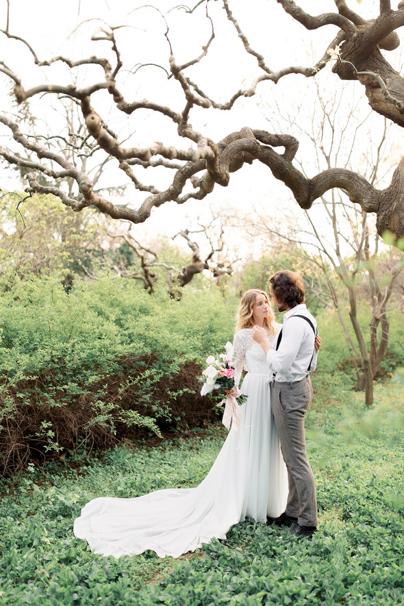 Anna & Victor Wedding - фото №74