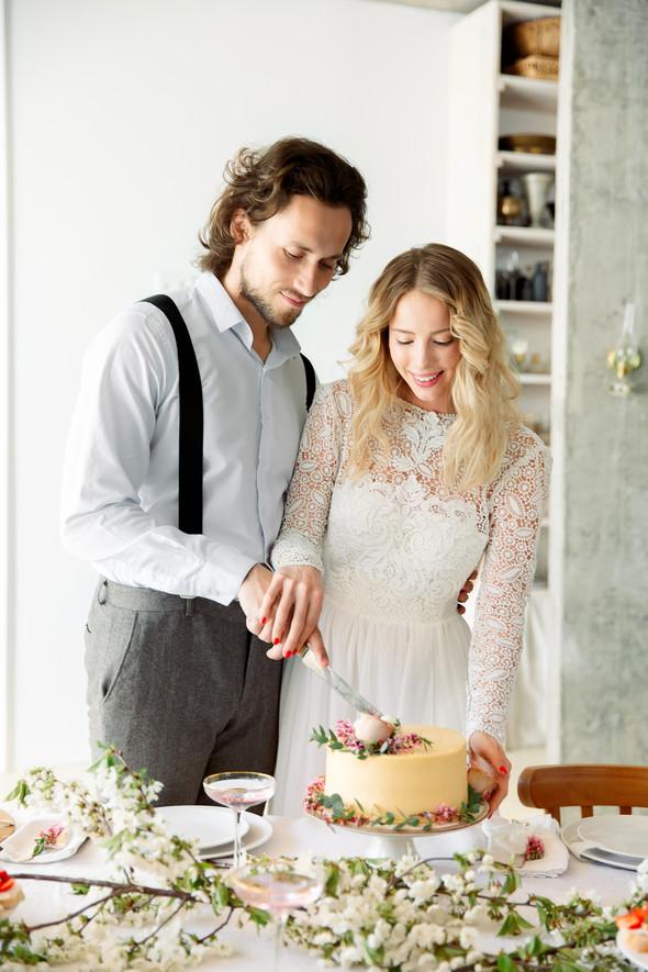 Anna & Victor Wedding - фото №43