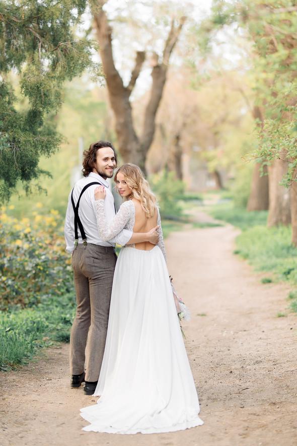 Anna & Victor Wedding - фото №66