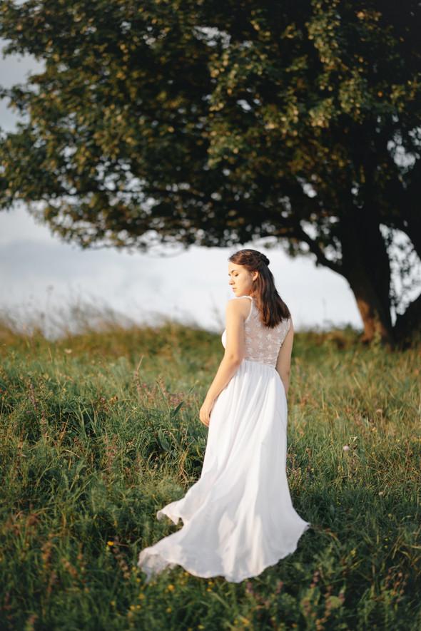 Красивая фотосессия Дианы - фото №12