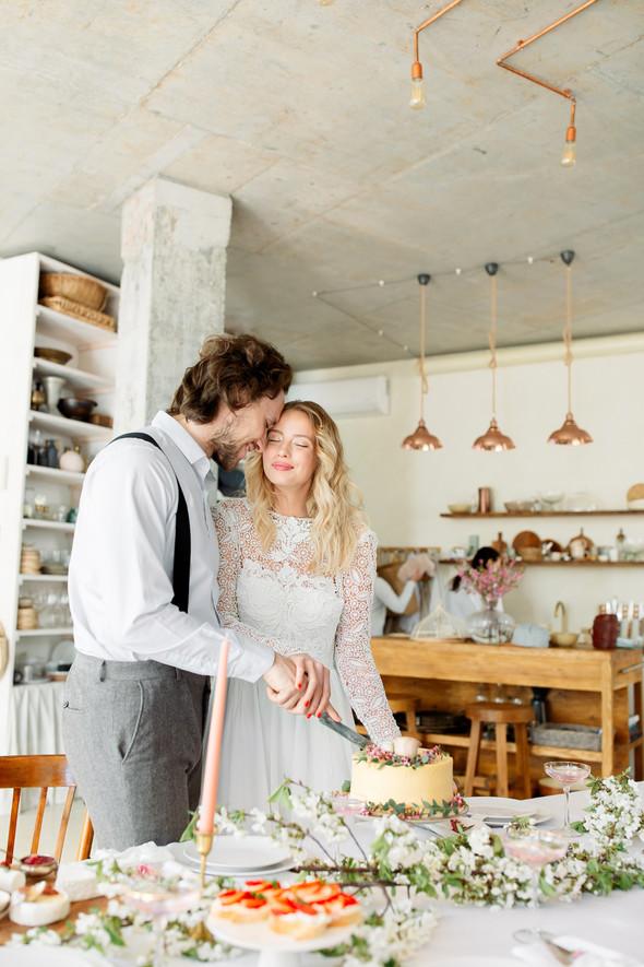 Anna & Victor Wedding - фото №46