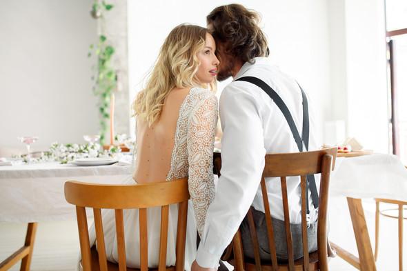 Anna & Victor Wedding - фото №42