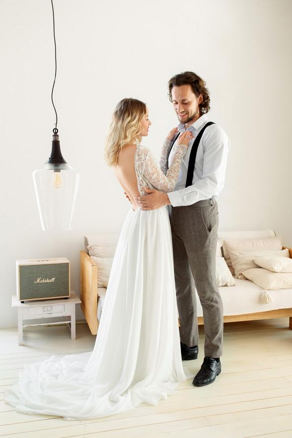Anna & Victor Wedding - фото №30