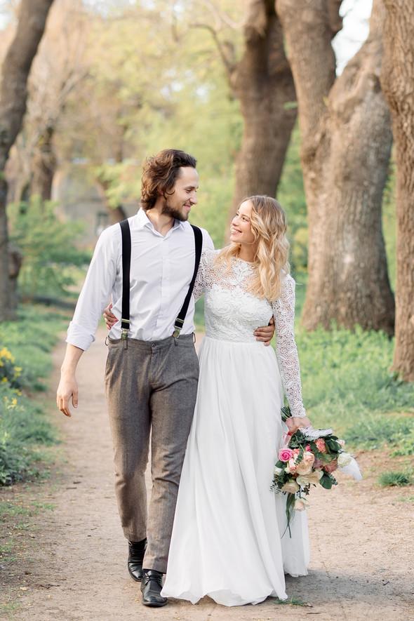 Anna & Victor Wedding - фото №65