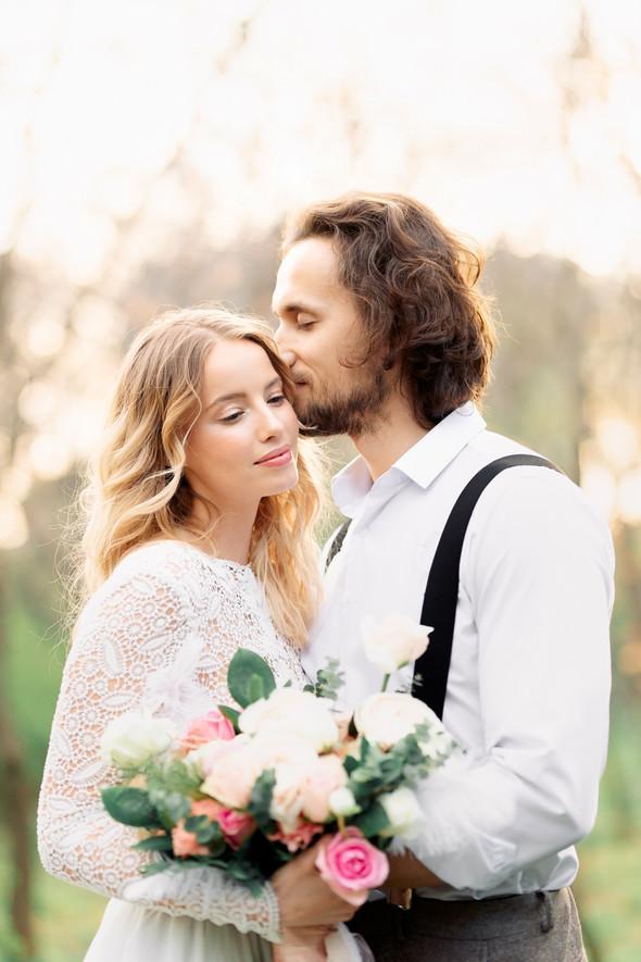 Anna & Victor Wedding - фото №81