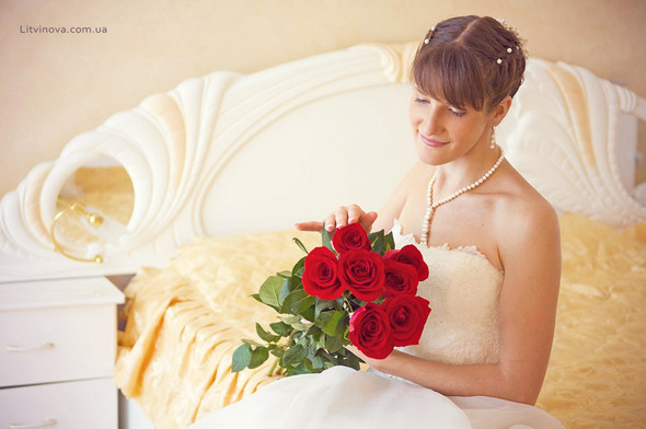 Свадьба Александра и Анастасии - фото №9
