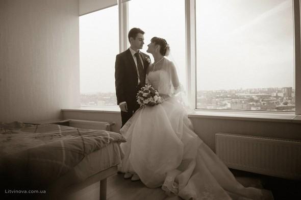 Свадьба Александра и Анастасии - фото №7
