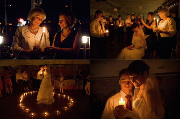 Свадьба Александра и Анастасии - фото №14