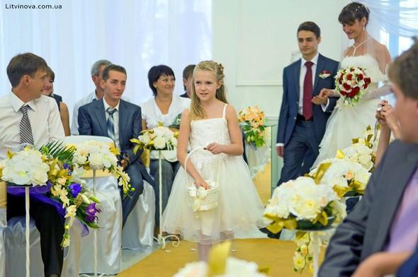 Свадьба Александра и Анастасии - фото №13