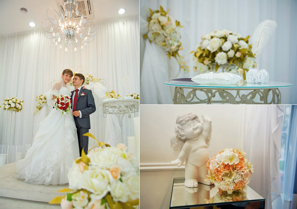 Свадьба Александра и Анастасии - фото №12