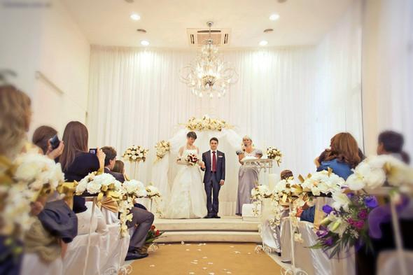 Свадьба Александра и Анастасии - фото №11