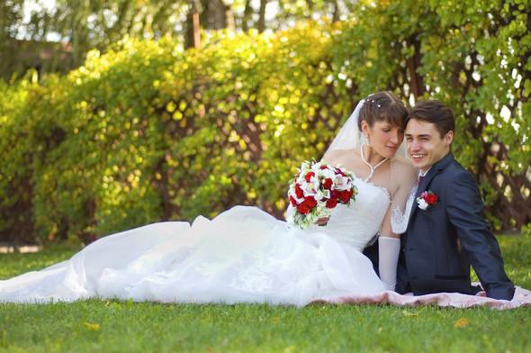 Свадьба Александра и Анастасии - фото №5