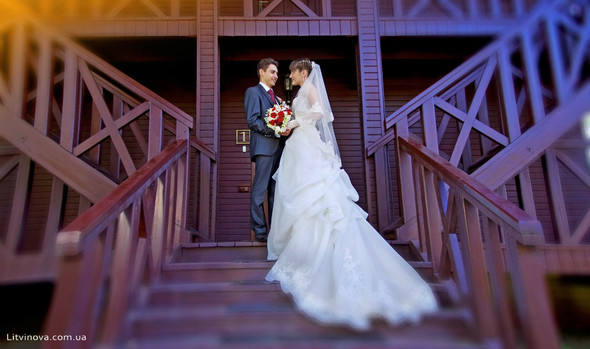 Свадьба Александра и Анастасии - фото №6