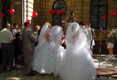 Памятник невесте - фото 2