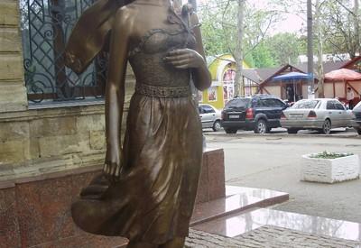 Памятник невесте - портфолио 6