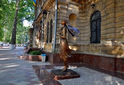 Памятник невесте - фото 1