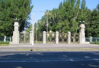 Парк Победы - место для фотосессии в Николаеве - портфолио 4