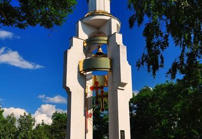 Парк Победы - место для фотосессии в Николаеве - портфолио 1