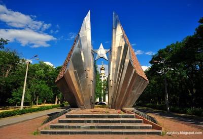 Парк Победы - место для фотосессии в Николаеве - портфолио 2