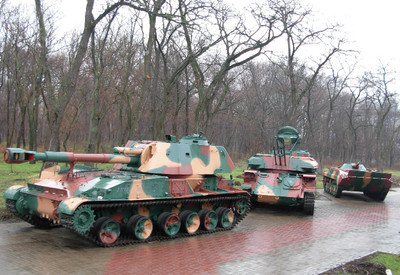 Парк Победы - место для фотосессии в Николаеве - портфолио 5
