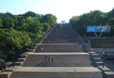Потёмкинская лестница и Морвокзал - портфолио 5