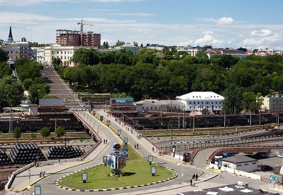 Потёмкинская лестница и Морвокзал - фото 1