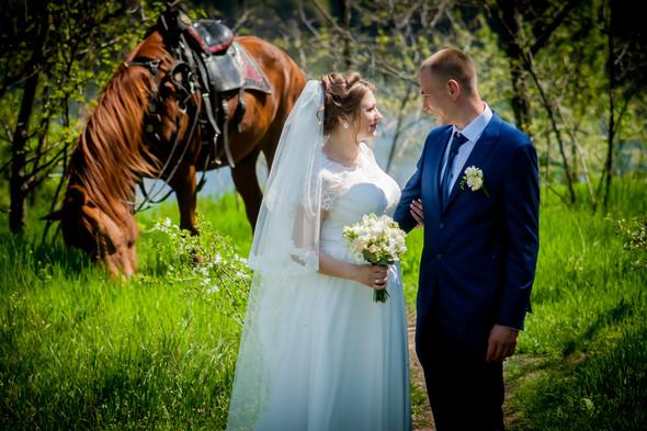 280418 Свадьба Аня и Сергей. - фото №10