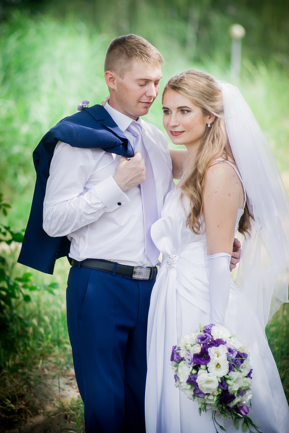 Свадьба Александра и Анны - фото №14