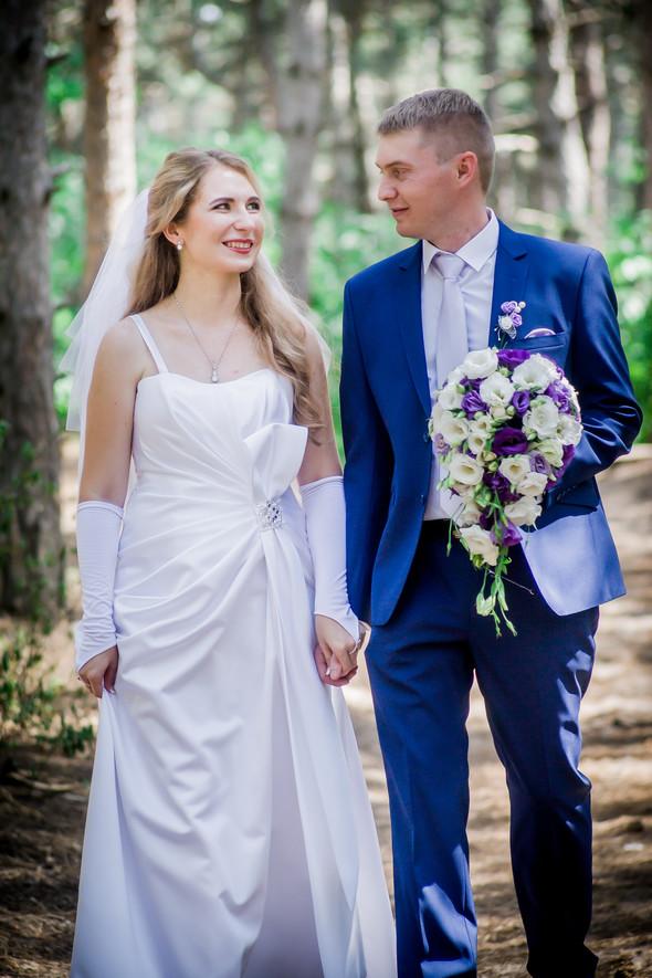 Свадьба Александра и Анны - фото №12