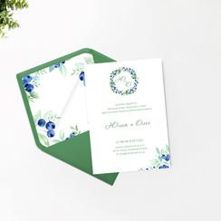 Sorbet Design - пригласительные на свадьбу в Краматорске - фото 2