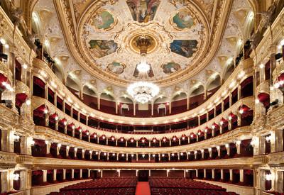 Одесский театр оперы и балета - портфолио 2