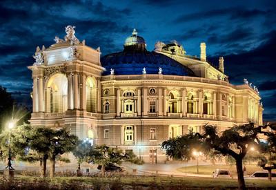 Одесский театр оперы и балета - портфолио 1